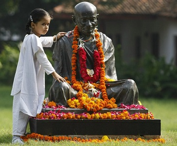 Gandhi Jayanti Essay In Hindi