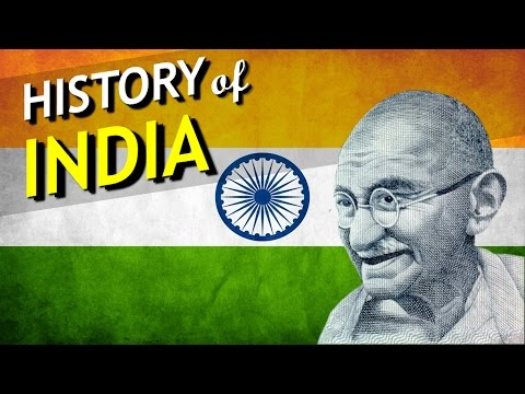 History of India in Hindi Language