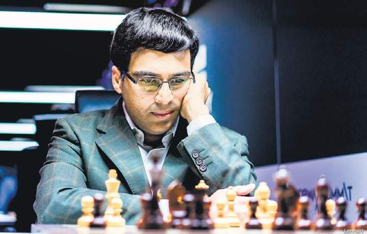viswanathan anand in hindi