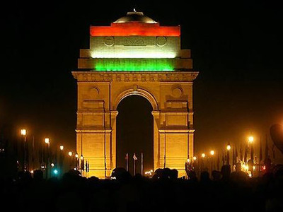 Essay on Delhi in Hindi
