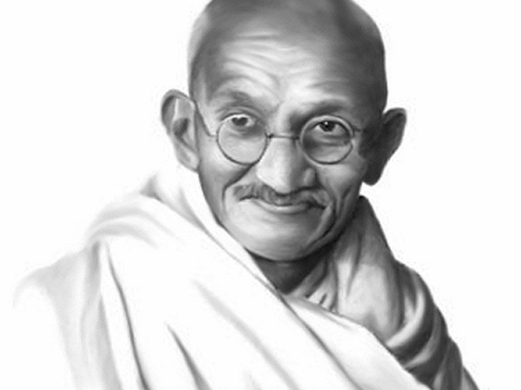 Speech on Mahatma Gandhi in Hindi