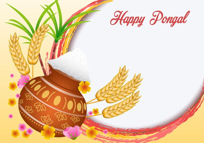 Essay on Pongal in Hindi