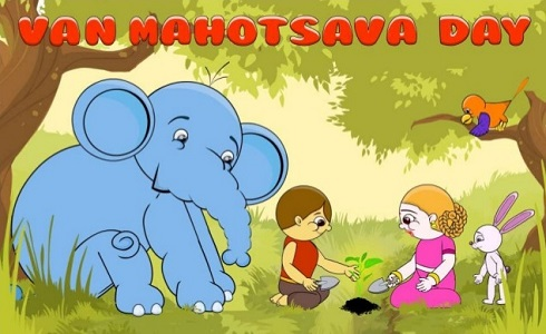 Short Essay on Van Mahotsav in Hindi Language