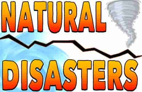Essay natural disaster
