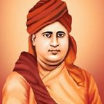 Essay on Swami Dayanand Saraswati in Sanskrit language