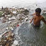 Essay on Ganga River Pollution in Hindi